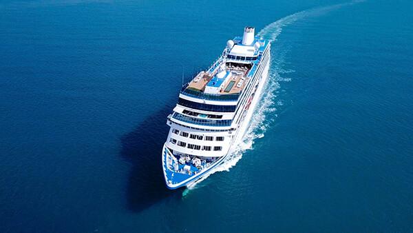 Cruises gaan volle kracht vooruit