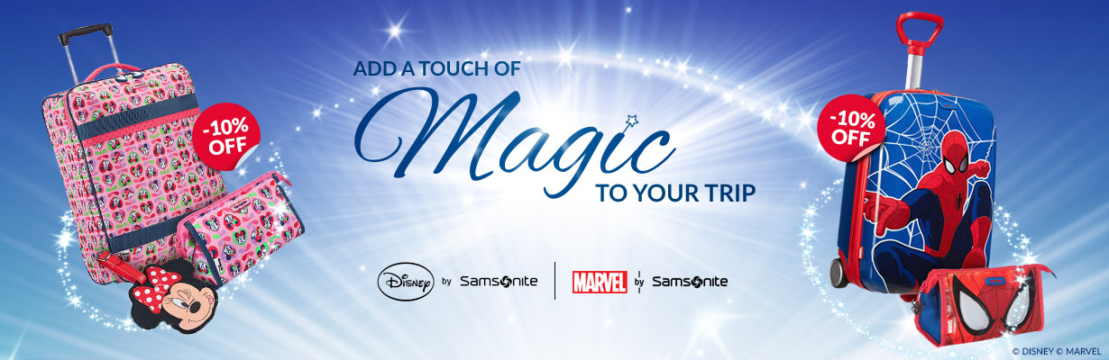 Add a touch of magic to your trip