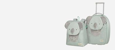 Ontdek onze bijpassende - Koffers en tassen