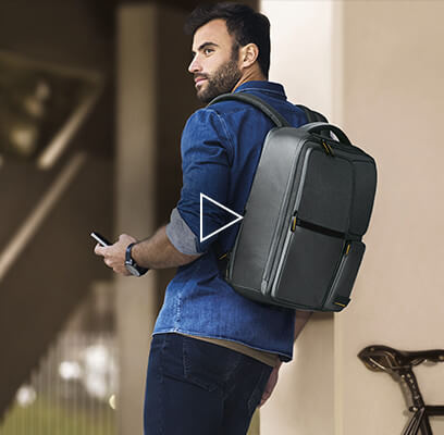 Samsonite Business introduces Cityscape Style