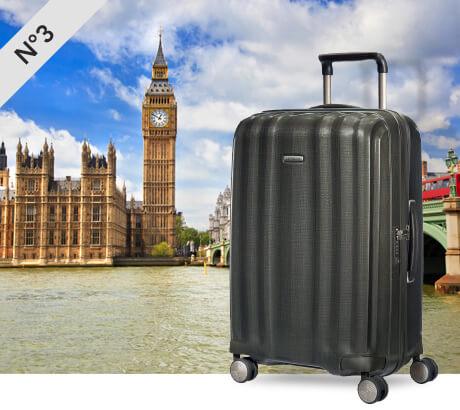 London, United Kingdom with Lite-Cube