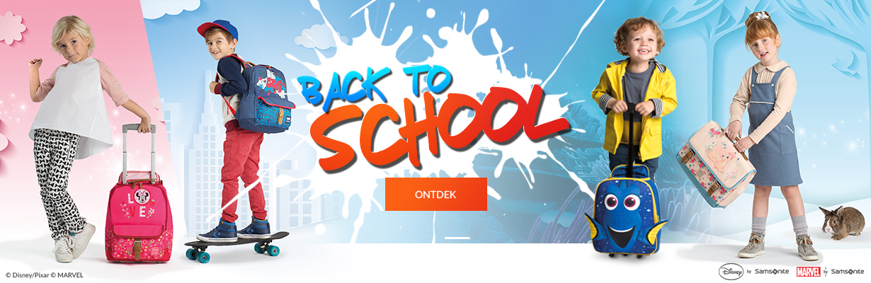 Back to school 2016