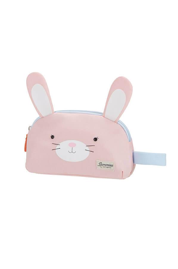 Afbeelding van Sammies by Samsonite Happy Toilet Kit rabbit rosie Toilettas