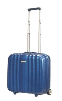 Samsonite Lite-Cube Rolling Tote Plus Electric blue