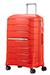 Flux Spinner Uitbreidbaar(4 wielen) 68cm Tangerine Red
